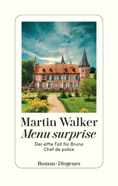 Menu surprise - Martin Walker