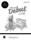 Cello Debut - Klavierbegleitung - James Rae