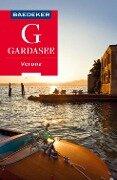 Baedeker Reiseführer Gardasee, Verona - Jochen Müssig