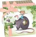 Puzzle Geschenk-Box die kleine Maus -