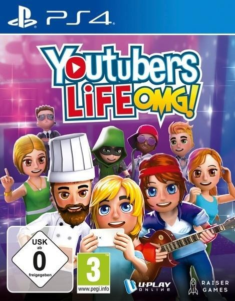 Youtubers Life (PlayStation PS4) -