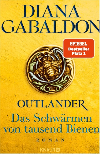 Outlander - Das Schwärmen von tausend Bienen - Diana Gabaldon