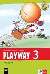 Playway ab Klasse 3. 3.Schuljahr. Pupil's Book -