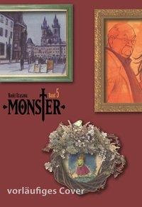 Monster Perfect Edition 5 - Naoki Urasawa