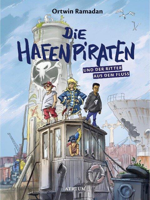 Die Hafenpiraten und der Ritter aus dem Fluss (Bd.1)