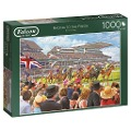 Racing to the Finish - 1000 Teile Puzzle -