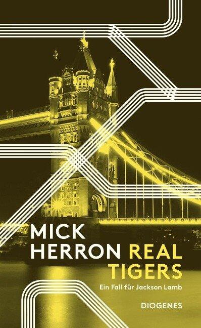 Real Tigers - Mick Herron