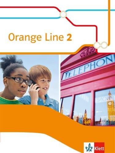 Orange Line 2. Schülerbuch (flexibler Einband) -