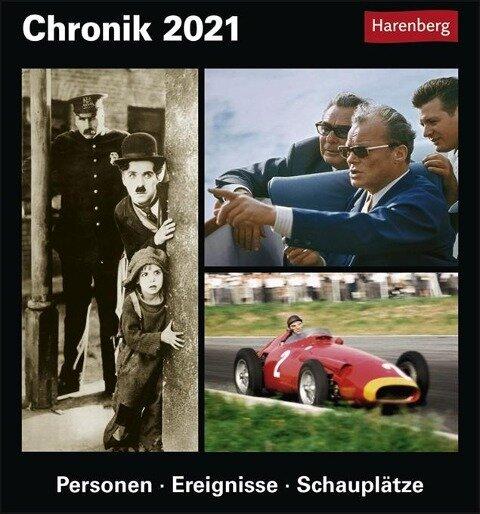Chronik - Kalender 2020 - Bernhard Pollmann