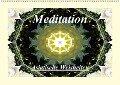 Meditation - Asiatische Weisheiten (Wandkalender 2018 DIN A2 quer) - Art-Motiva