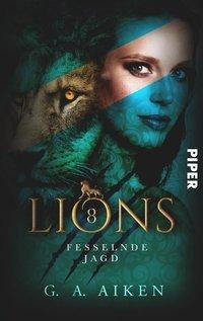 Lions - Fesselnde Jagd - G. A. Aiken