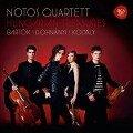 Hungarian Treasures-Bart¢k,Dohnnyi,Kodly - Notos Quartett