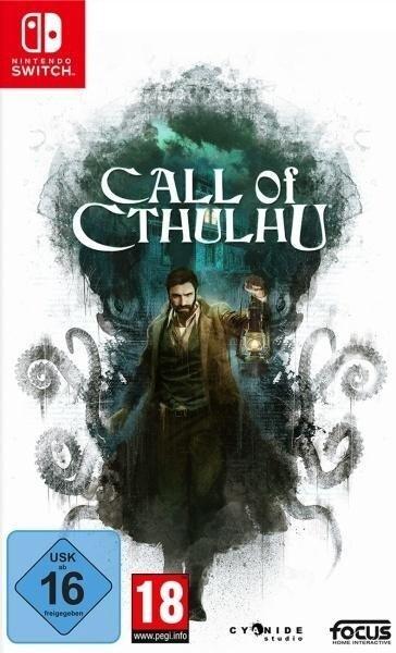 Call of Cthulhu (Nintendo Switch) -
