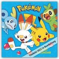 Pokémon 2022 - Wandkalender -