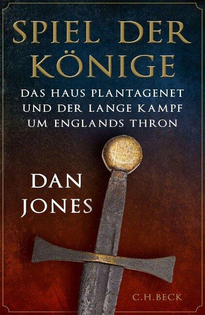 Spiel der Könige - Dan Jones