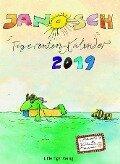 Janoschs Tigerentenkalender 2019 - Janosch