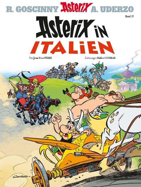 Asterix 37 - Jean-Yves Ferri, Didier Conrad