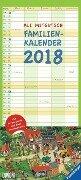 Ali Mitgutsch Familienkalender 2018- Rundherum in Stadt und Land - Ali Mitgutsch