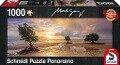 Mark Gray, Cape Tribulation, Daintree national Park, Queensland, Australia, Panoramapuzzle.1.000 Teile Puzzle -