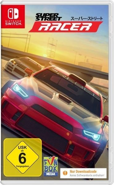 Super Street: Racer (Nintendo Switch) -