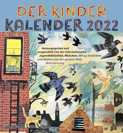 Der Kinder Kalender 2022 -