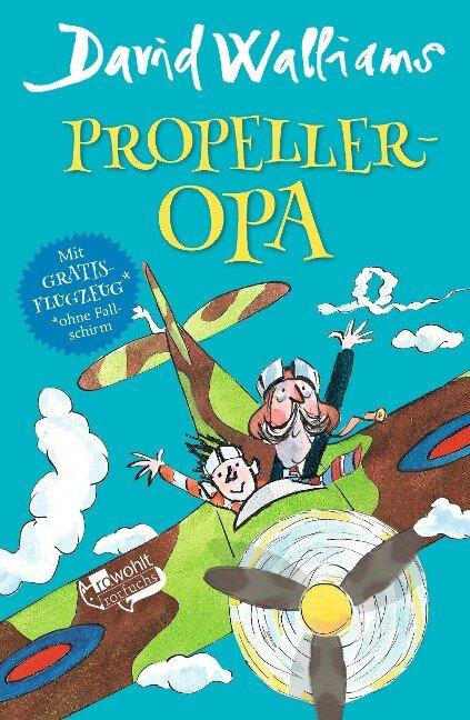 Propeller-Opa - David Walliams