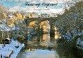 Amazing England - England's schönste Seiten (Wandkalender 2018 DIN A3 quer) - K. A. Tjphotography