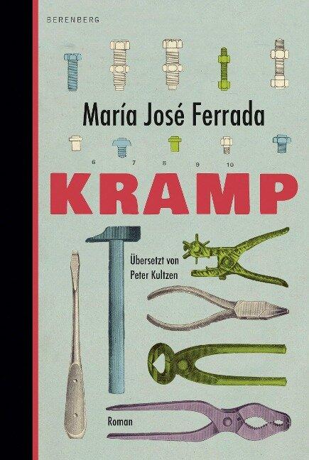 Kramp - María José Ferrada