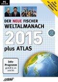 Der neue Fischer Weltalmanach & Atlas 2015 -