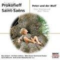 Peter & der Wolf / Der Karneval der Tiere - Sergei Prokofieff, Camille Saint-Saens