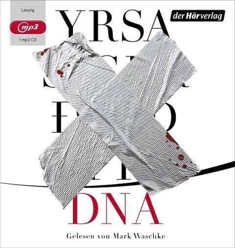 DNA - Yrsa Sigurdardóttir