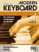 Modern Keyboard 1. Mit CD - Günter Loy