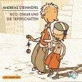 Rico, Oskar und die Tieferschatten - Andreas Steinhöfel