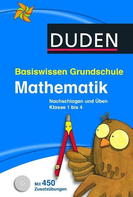 Duden Basiswissen Grundschule - Mathematik - Ute Müller-Wolfangel, Beate Schreiber