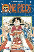 One Piece 02. Ruffy versus Buggy, der Clown - Eiichiro Oda