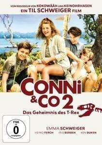 Conni & Co 2 - Das Geheimnis des T-Rex - DVD - Vanessa Walder, Til Schweiger, Martin Todsharow