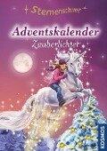 Sternenschweif Adventskalender, Zauberlichter - Linda Chapman