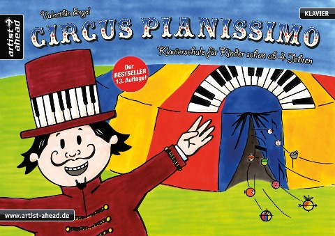 Circus Pianissimo - Valenthin Engel