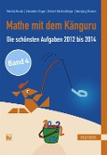 Mathe mit dem Känguru 4 - Monika Noack, Alexander Unger, Robert Geretschläger, Hansjürg Stocker
