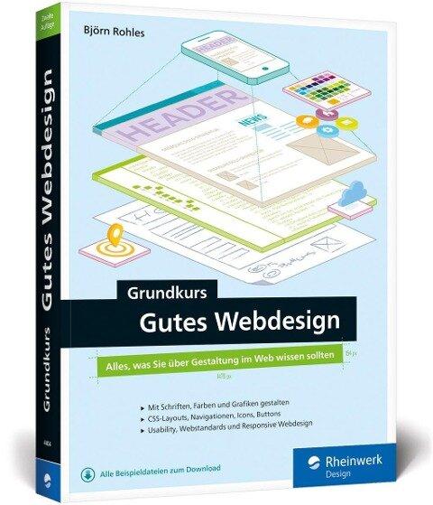 Grundkurs gutes Webdesign - Björn Rohles