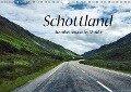 Schottland, Atemberaubender Norden (Wandkalender 2018 DIN A4 quer) - Sina Sohn