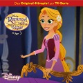 Disney/Rapunzel - Folge 3: Cassandra gegen Eugene/Besuch von alten Freunden - Dieter Koch