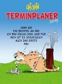 Uli Stein Terminplaner 2019 - Uli Stein