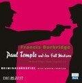 Paul Temple und der Fall Madison. 4 CDs - Francis Durbridge