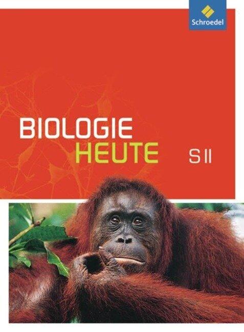 Biologie heute. Schülerband mit CD-ROM. Allgemeine Ausgabe -