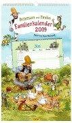 Pettersson und Findus Familienkalender 2019 -