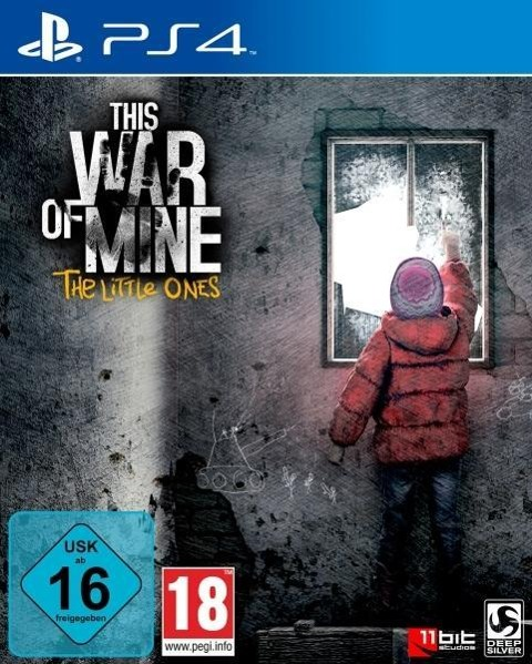This War of Mine: The Little Ones (PlayStation PS4) -