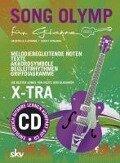 SONG OLYMP für Gitarre mit CD - Sven Kessler