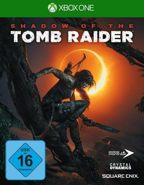 Shadow of the Tomb Raider (XBOX ONE) -