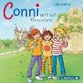Conni geht auf Klassenfahrt - Julia Boehme